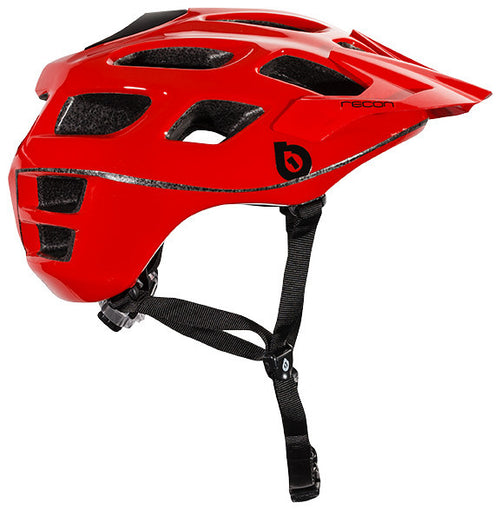 RECON SCOUT HELMET RED