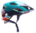 EVO AM  HELMET CPSC ORANGE BLUE