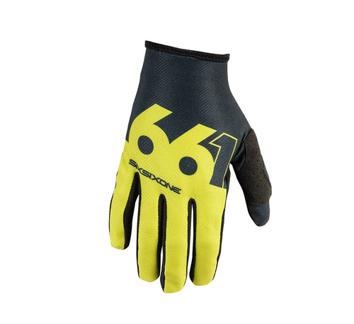 COMP SLICE GLOVE CHARTREUSE/BLACK