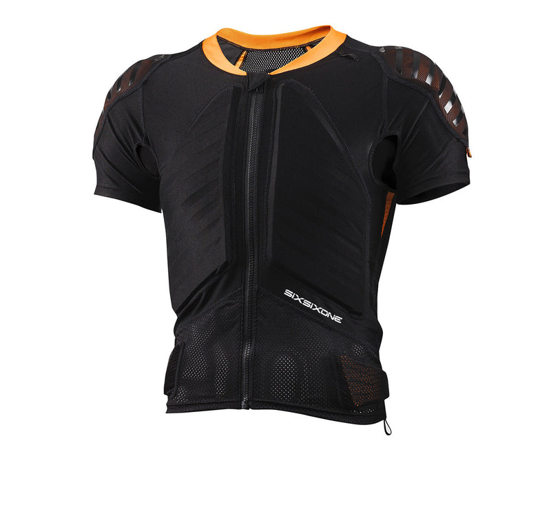 EVO COMPRESSION JACKET SHORT SLEEVE BLACK