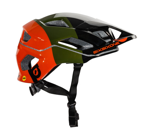 EVO AM MIPS HELMET ARMY