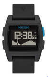 Nixon Base Tide Black/Blue