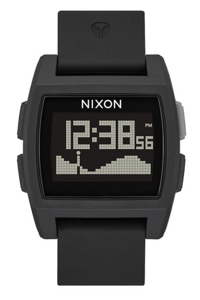 Nixon Base Tide All Black