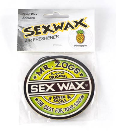 Sex Wax Air Freshener Pineapple