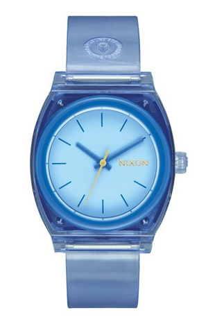 Nixon Medium Time Teller Periwinkle