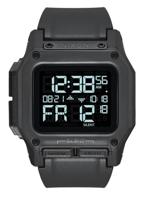 Nixon Regulus Black