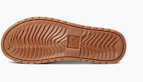 Reef Contoured Voyage Le Bronze Brown