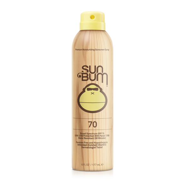 Sun Bum Original SPF 70 Sunscreen Spray