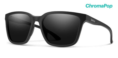 Smith Shoutout ChromoPop Sunglass Matte Black/ Polarized Black