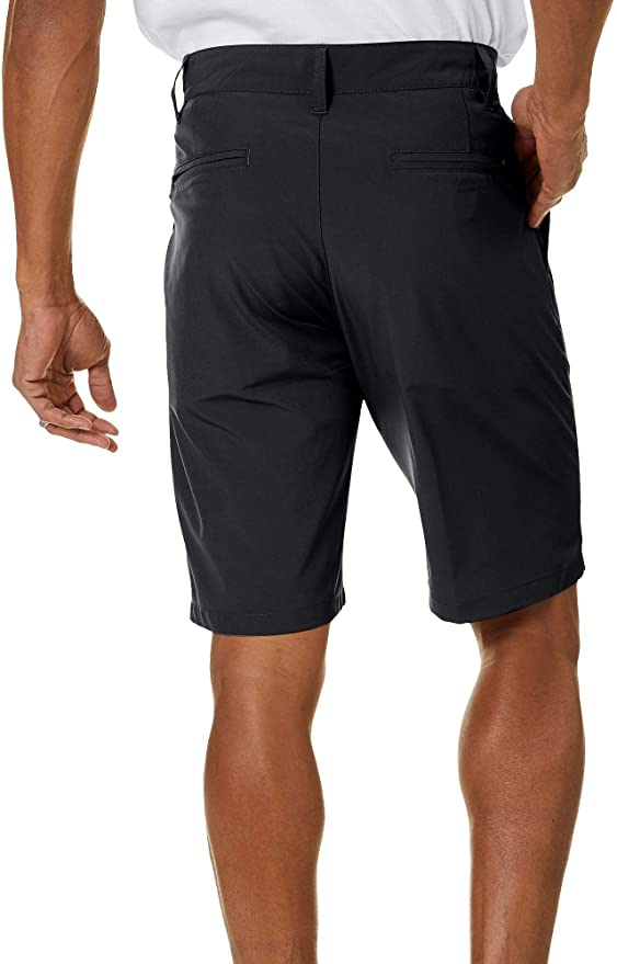Burnside Mens Hybrid Series Core Shorts - Charcoal