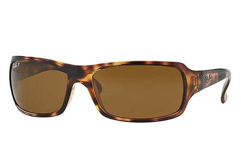 Ray Ban Polarized Tortoise/B-15