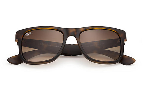 Ray Ban Justin Classic Tortoise/Brown