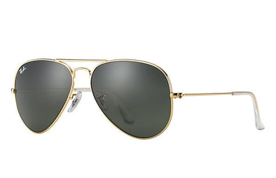 Ray ban Aviator Classic Gold/G-15