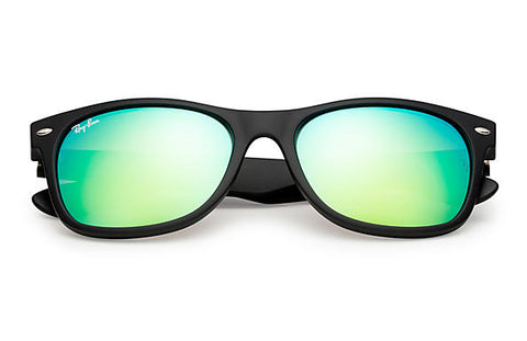 Ray Ban New Wayfarer Green Flash