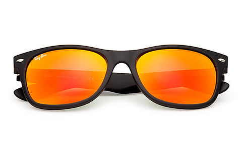 Ray Ban New Wayfarer Orange Flash