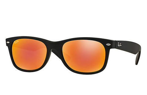New Wayfarer Orange Flash