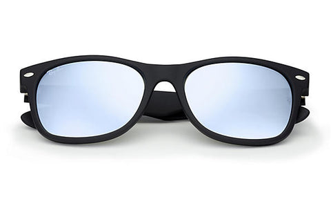 New Wayfarer Silver Flash
