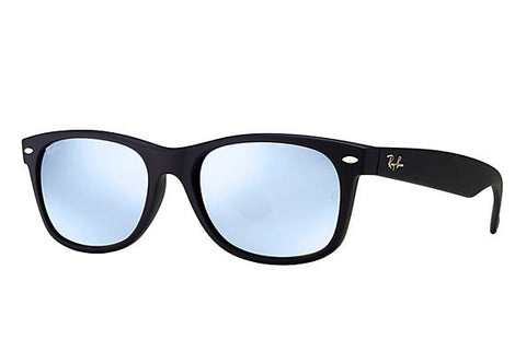 Ray Ban New Wayfarer Silver Flash