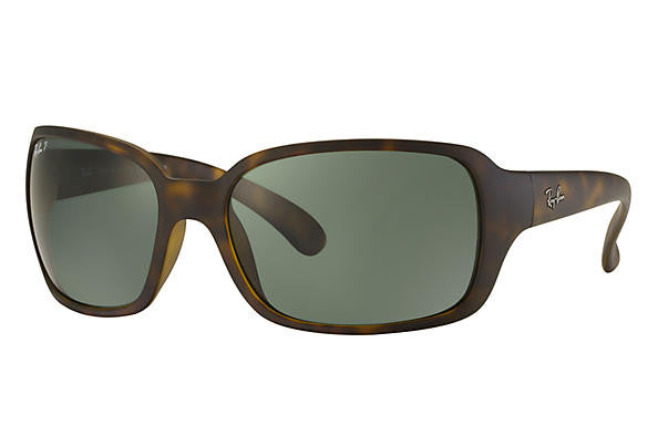 Ray Ban Polarized Tortoise/G-15