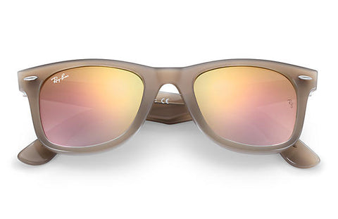 Ray Ban Wayfarer Ease Light Brown/Copper