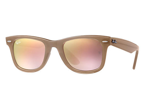 Wayfarer Ease Light Brown/Copper