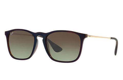 Ray Ban Chris Brown/Brown Gradient