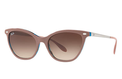 Ray Ban Light Brown/ Brown Gradient