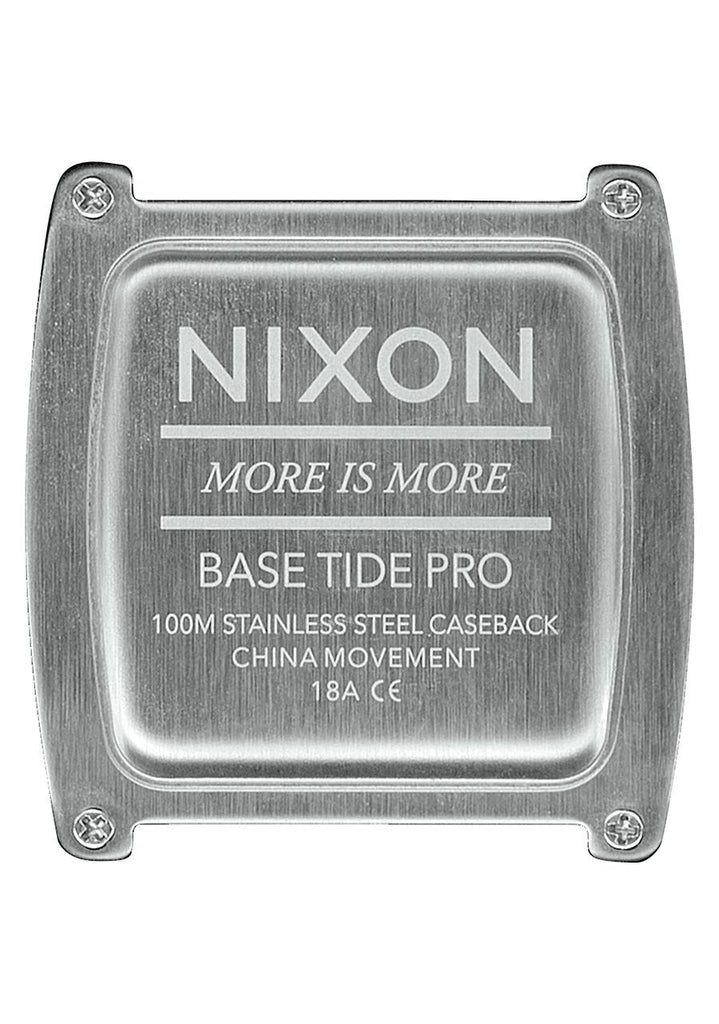 Nixon Base Tide Pro Black