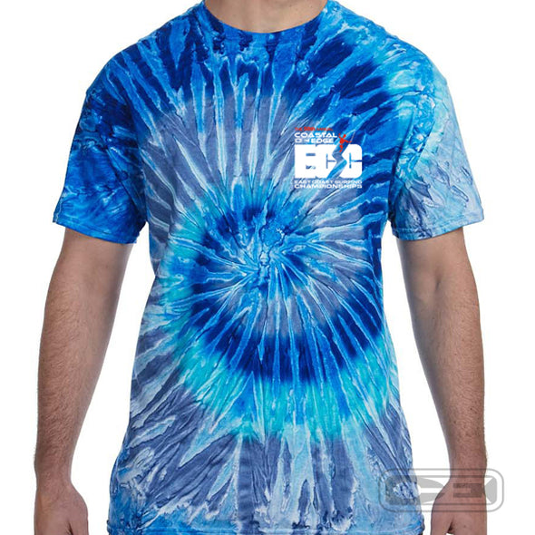 Coastal Edge East Coast Surfing Championship 2020 S/S T-Shirt Blue Jerry