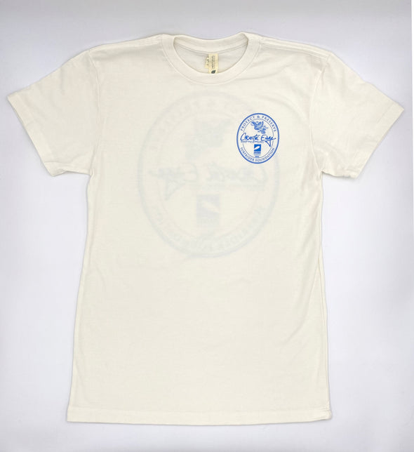 Coastal Edge x Surfrider Foundation Surf Turtle T-Shirt - Natural
