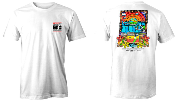 Coastal Edge East Coast Surfing Championship 2019 S/S T-Shirt White