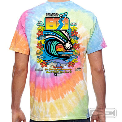 Coastal Edge East Coast Surfing Championship 2020 S/S T-Shirt Eternity