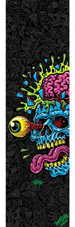 Mob Skateboard Jimbo Phillips Skull Blast Sheet Grip Tape 9in x 33in