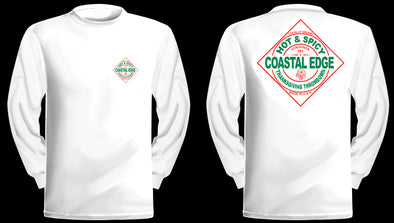 Coastal Edge Hot & Spicy 2019 Long Sleeve T-Shirt