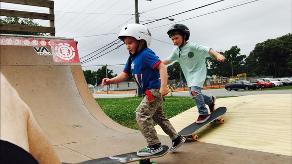 Coastal Edge 5 Day Skate Camp presented by John Fudala