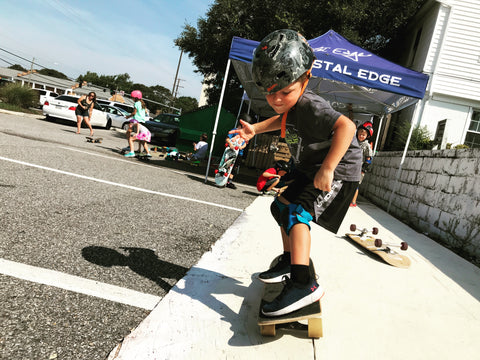 Coastal Edge 3 Day Skate Camp presented by John Fudala