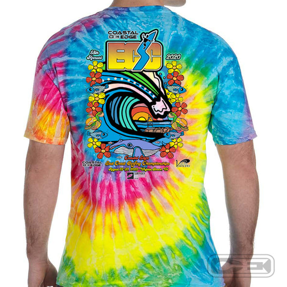 Coastal Edge East Coast Surfing Championship 2020 S/S T-Shirt Saturn