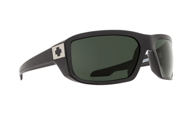 Spy Mccoy Black / HD Plus Gray Green