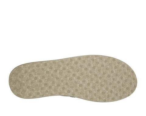 Sanuk Donna Hemp Sidewalk Surfer Olive Grey