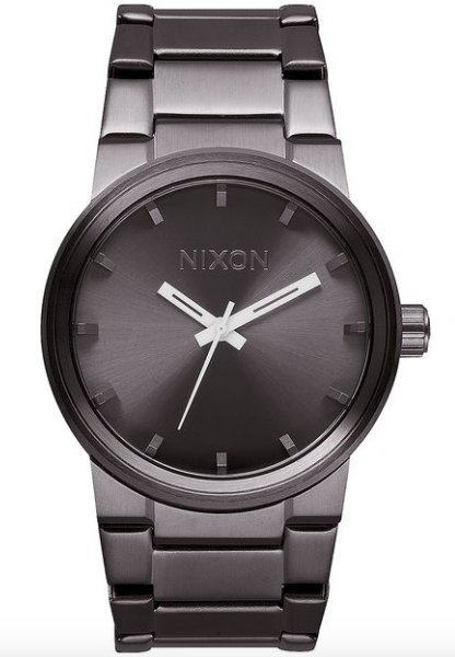 Nixon Cannon All Gunmetal