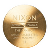 Nixon Cannon All Gold