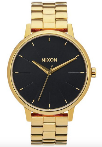 Nixon Kensington Gold/Black