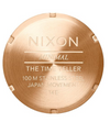 Nixon Time Teller All Rose Gold