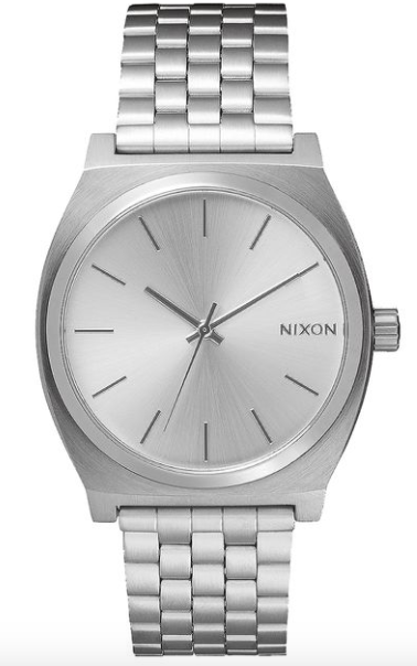 7f1f07e99 Nixon Time Teller All Silver – CoastalEdge2120