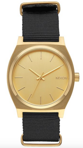 Nixon Time Teller Gold/Black