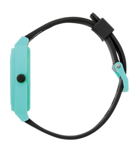 Nixon Time Teller Black/Teal
