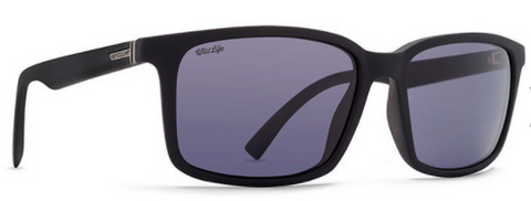 VonZipper Pinch Black Satin/ Wild Vintage Grey