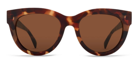VonZipper Queenie Tobacco Tortoise Gloss/ Bronze