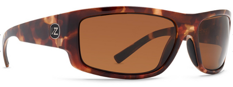 VonZipper Semi Polarized Tobacco Tortoise/ Wild Bronze