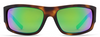 VonZipper Semi Polarized Tortoise Satin/ Wild Green Chrome